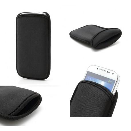 Funda de neopreno diseño exclusivo y calidad premium para - tianhe h9008 - negro
