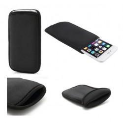 Funda de neopreno diseño exclusivo y calidad premium para - thl w8s - negro