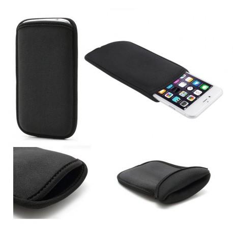 Funda de neopreno diseño exclusivo y calidad premium para - tianhe w9002 - negro