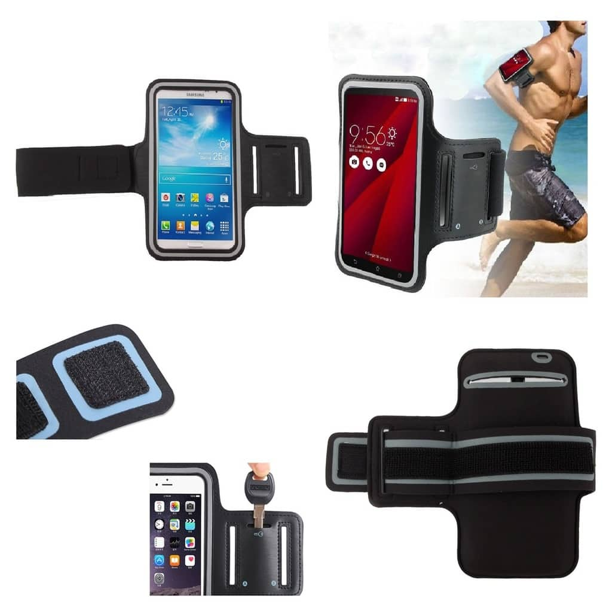 thumbnail 118 - Accessories For BlackBerry KEY2 Last Edition (2020): Case Sleeve Belt Clip Ho...