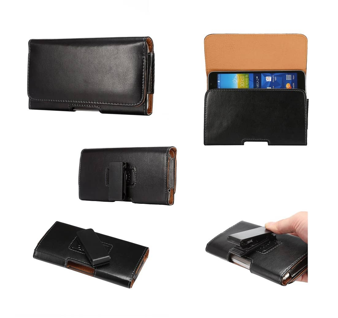 Accessories-For-Xiaomi-Redmi-Note-9S-2020-Case-Sleeve-Belt-Clip-Holster-Ar thumbnail 63
