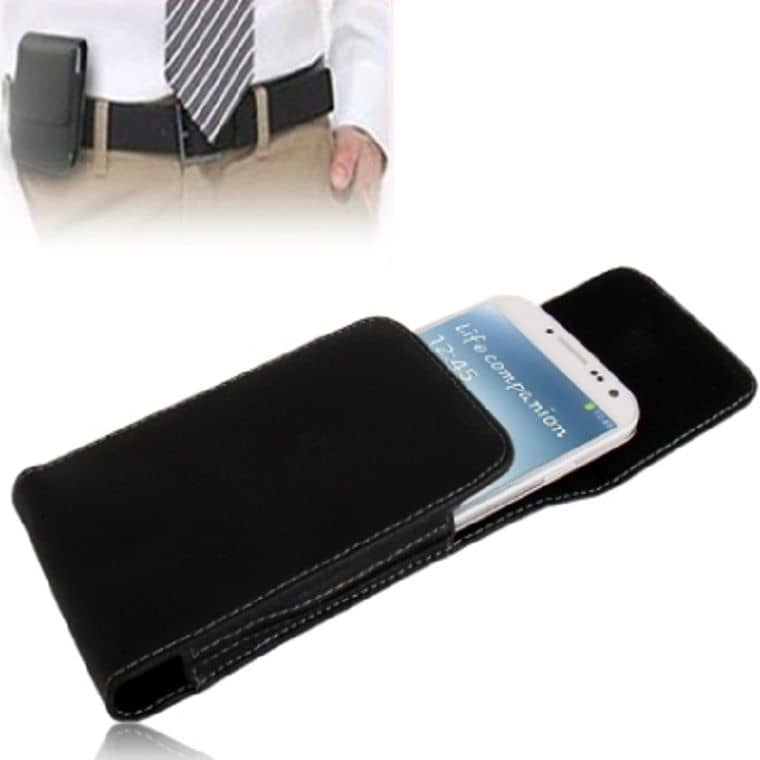 Accessories-For-HTC-Incredible-S-Sock-Bag-Case-Sleeve-Belt-Clip-Holster-Armb thumbnail 5