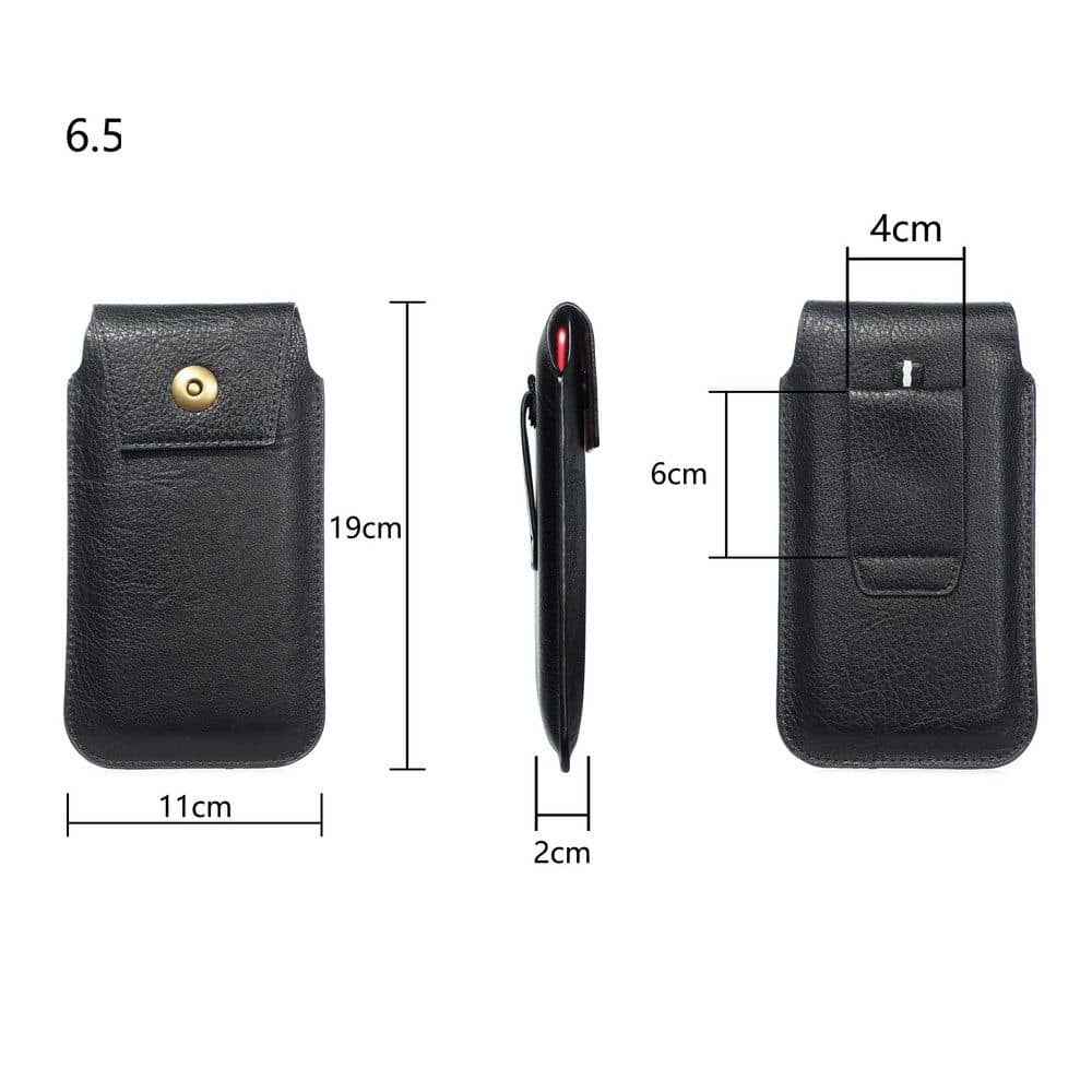 Accessories-For-Xiaomi-Redmi-Note-9S-2020-Case-Sleeve-Belt-Clip-Holster-Ar thumbnail 126