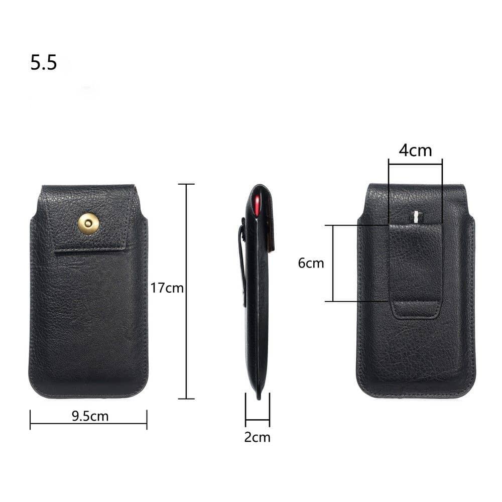 thumbnail 88 - Accessories For BlackBerry KEY2 Last Edition (2020): Case Sleeve Belt Clip Ho...
