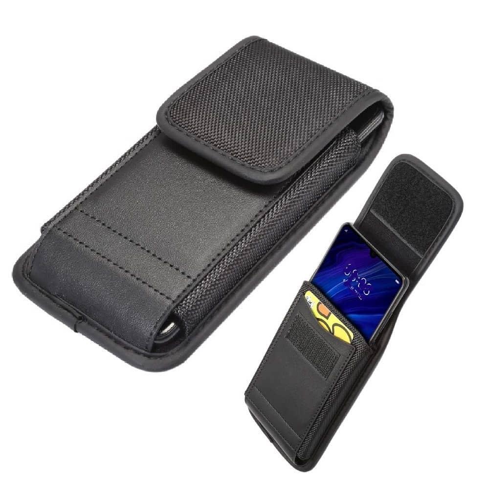 Belt Case for BlackBerry DTEK60 / Argon (2016) Cover with Card Holder Design ...