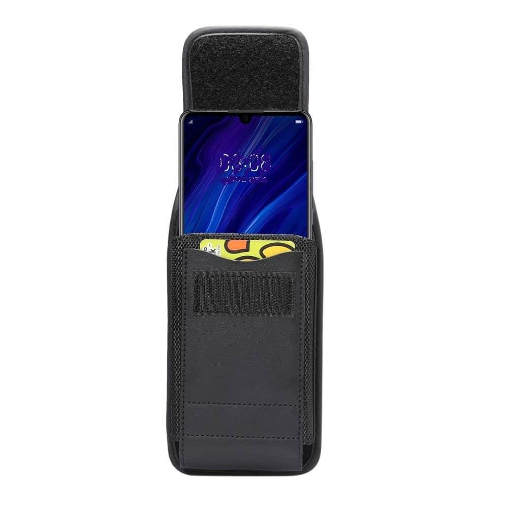 thumbnail 4 - Belt Case for BlackBerry DTEK60 / Argon (2016) Cover with Card Holder Design ...