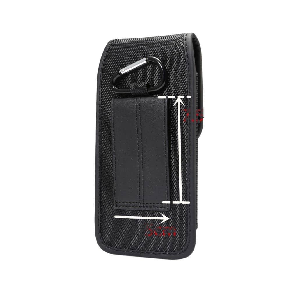 thumbnail 5 - Belt Case for BlackBerry DTEK60 / Argon (2016) Cover with Card Holder Design ...