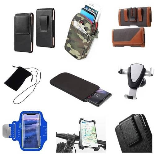 Accessories-For-Xiaomi-Redmi-Note-9S-2020-Case-Sleeve-Belt-Clip-Holster-Ar