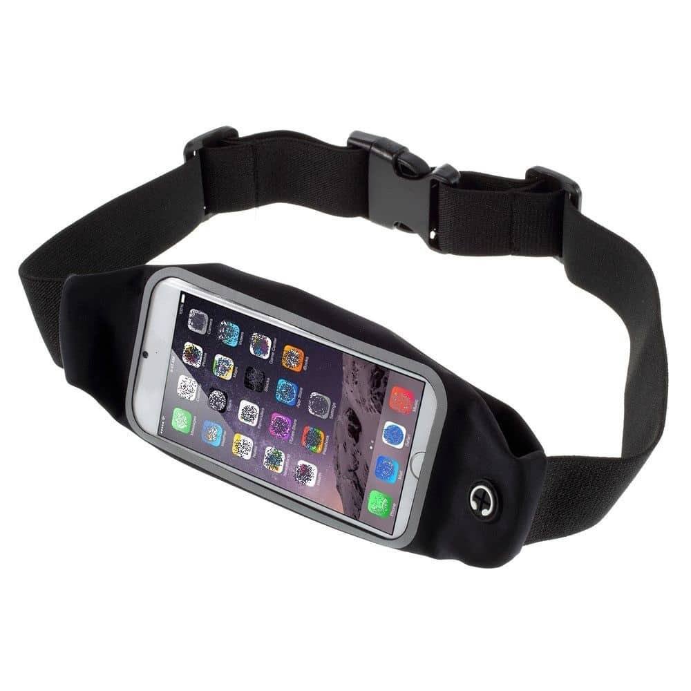 for-LG-K20-Plus-Fanny-Pack-Reflective-with-Touch-Screen-Waterproof-Case-Belt