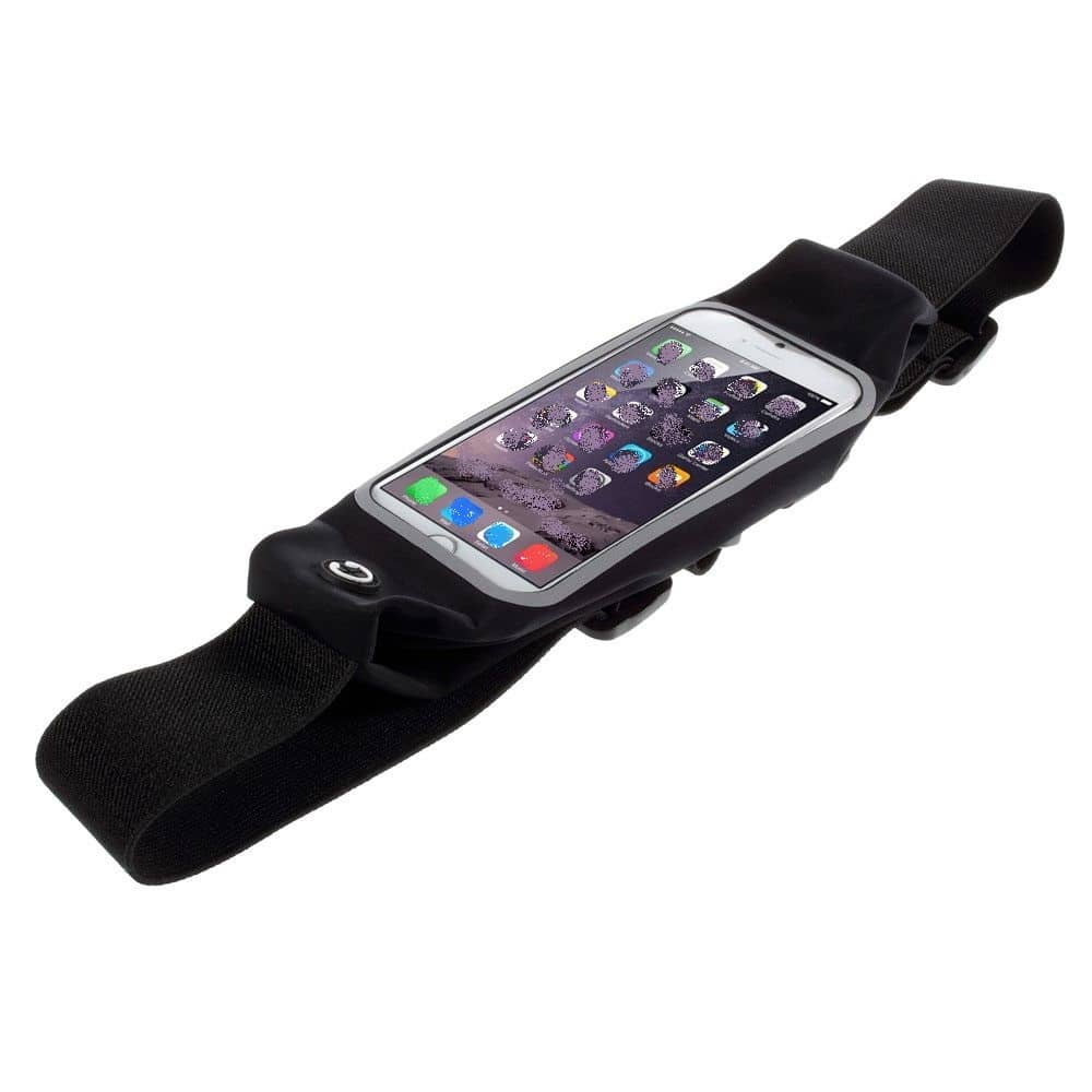 thumbnail 6 - for-Landvo-L800-Fanny-Pack-Reflective-with-Touch-Screen-Waterproof-Case-Belt