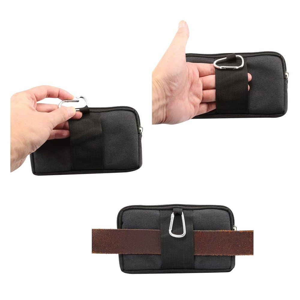 Accessories-For-Xiaomi-Redmi-Note-9S-2020-Case-Sleeve-Belt-Clip-Holster-Ar thumbnail 3