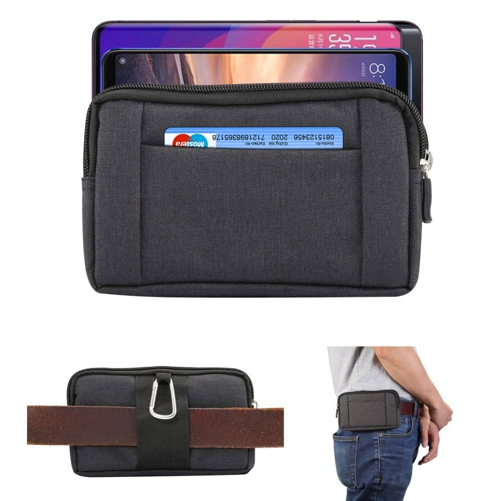 Accessories-For-Xiaomi-Redmi-Note-9S-2020-Case-Sleeve-Belt-Clip-Holster-Ar thumbnail 4