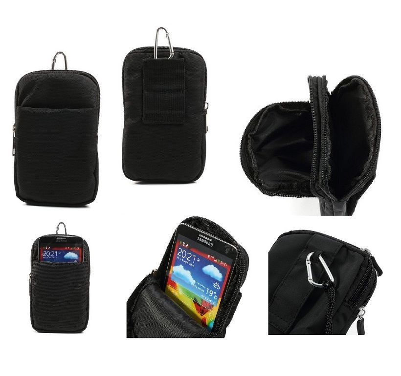 for THL T100S IRONMAN Pouch Bag Case XL Universal Multi-functional